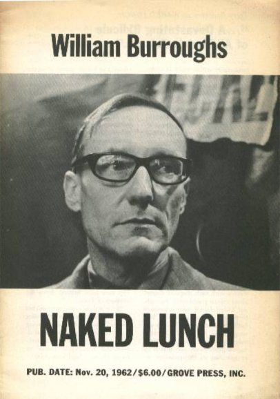 William S. Burroughs - Nahý oběd